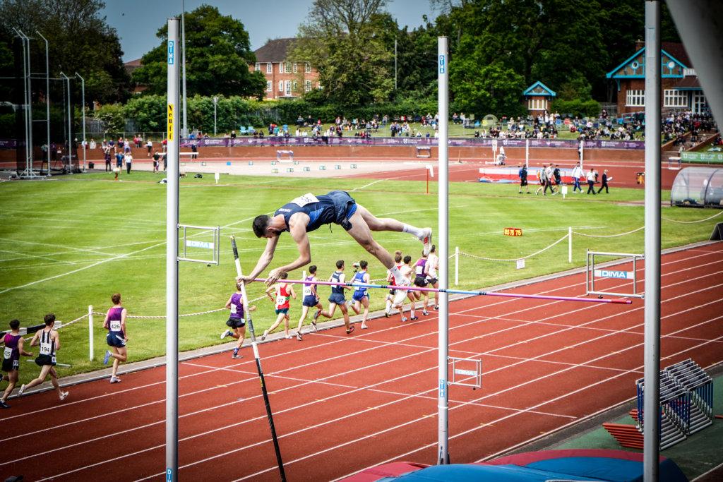 Loughborough International Athletics Meeting. Photo: Melissa Gresswell via Flickr.