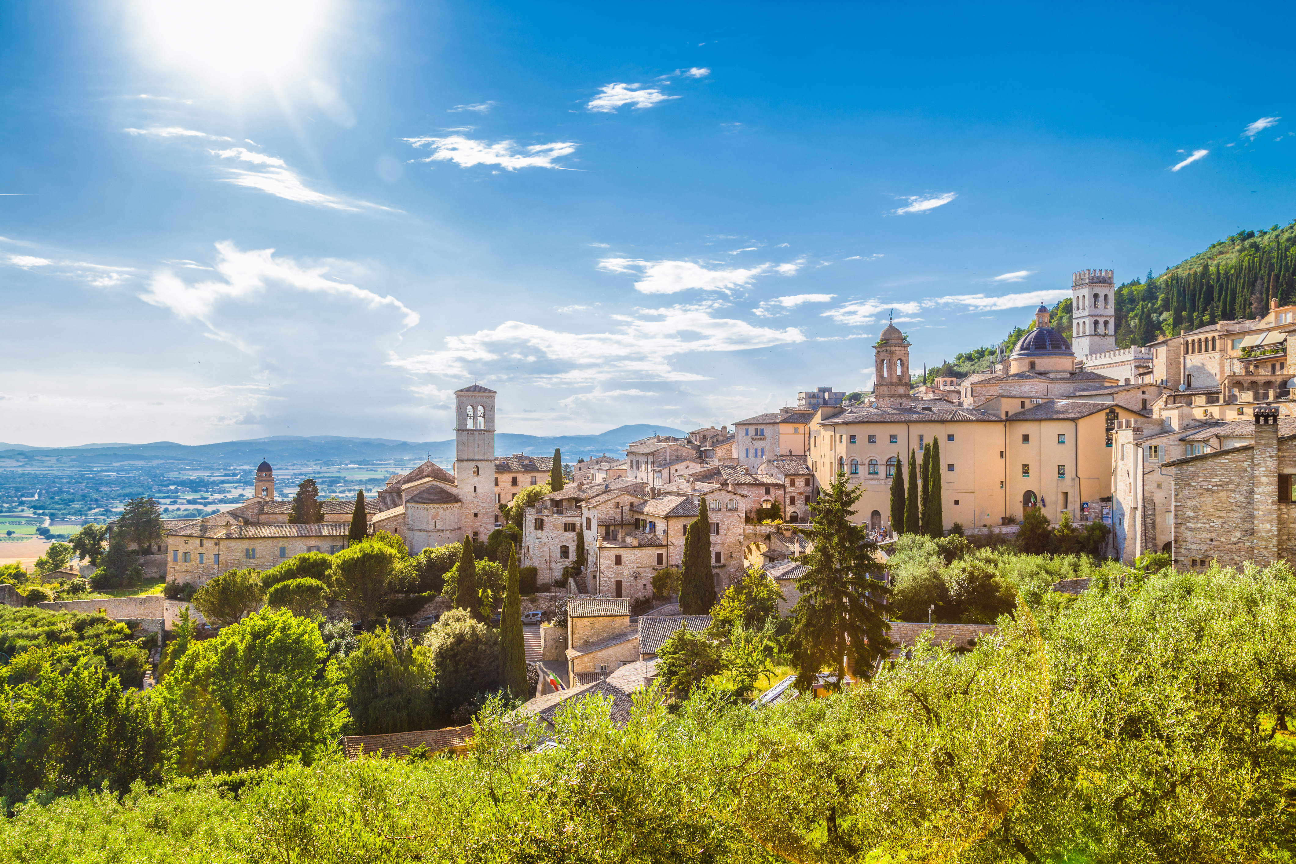 Assisi Old Town