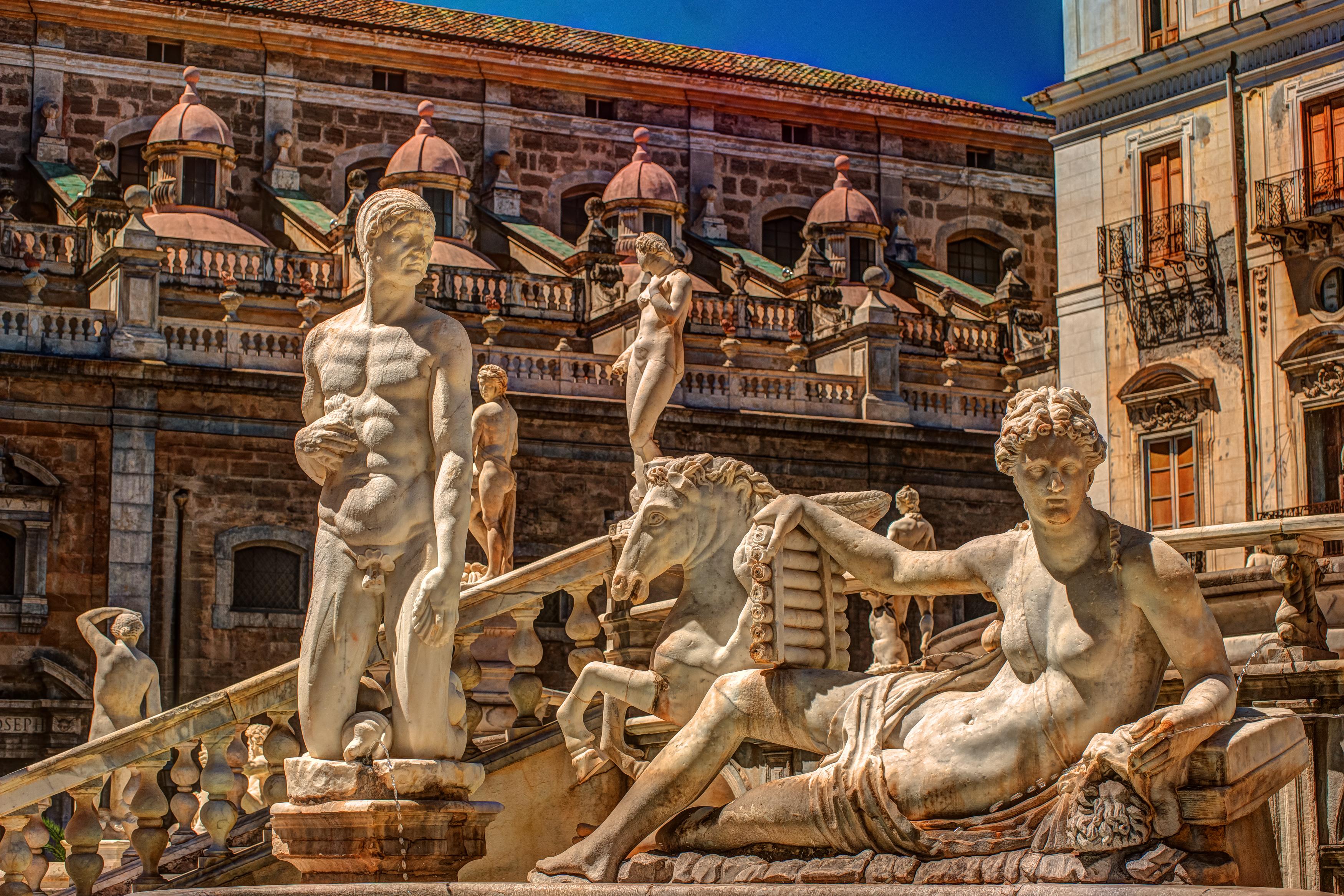 Fountain Palermo