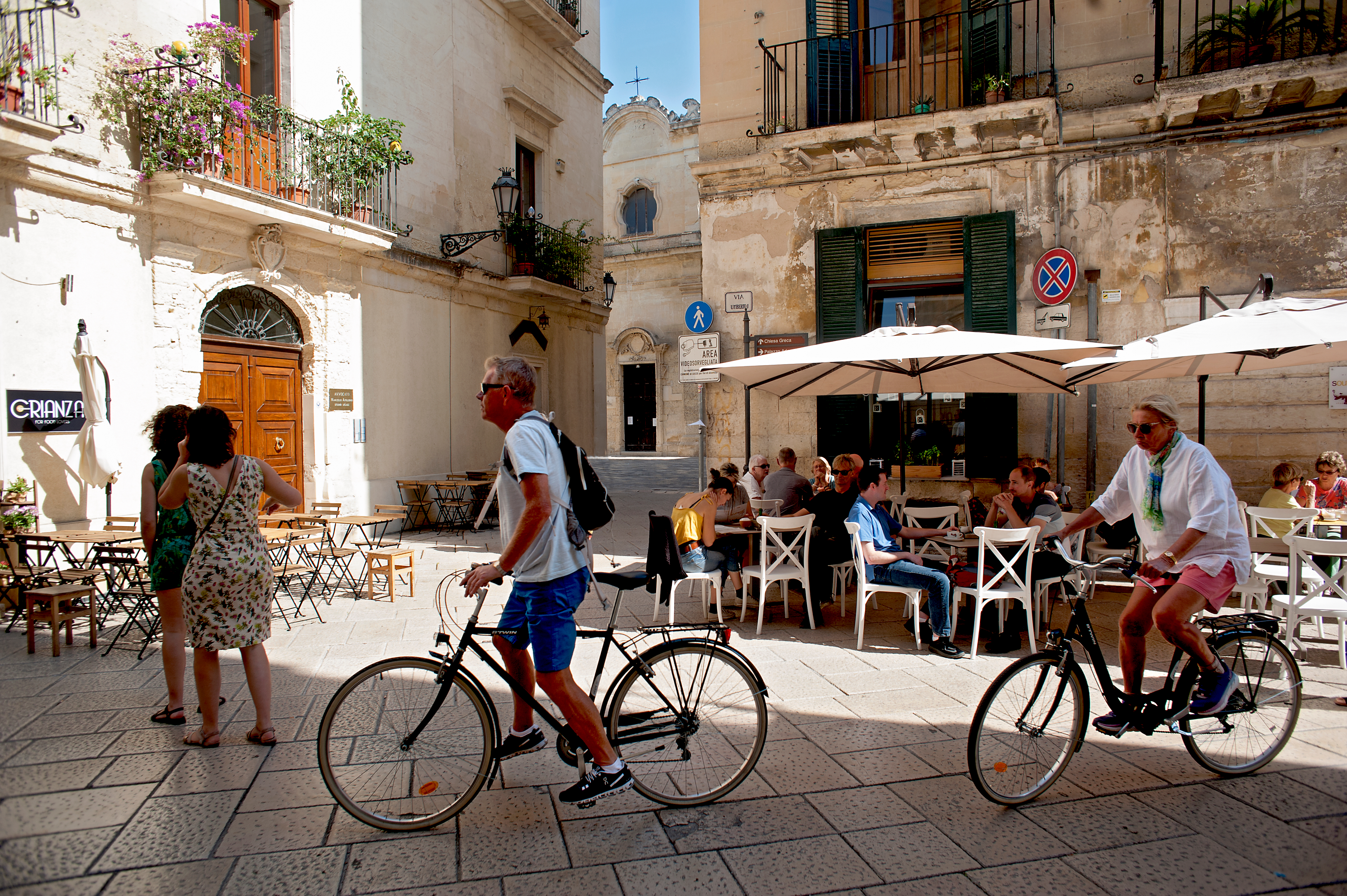 Lecce cycle