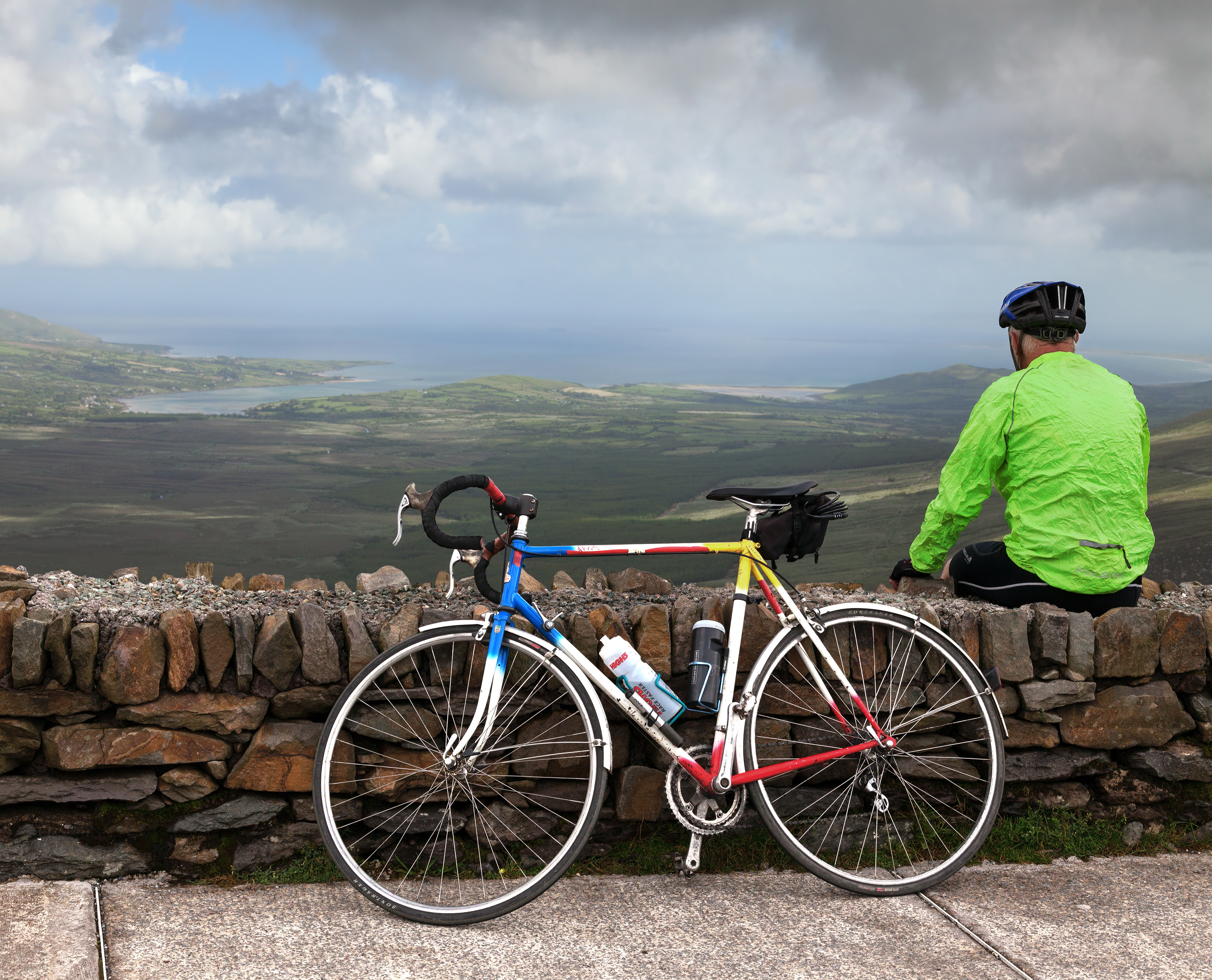 Cyclist kerry
