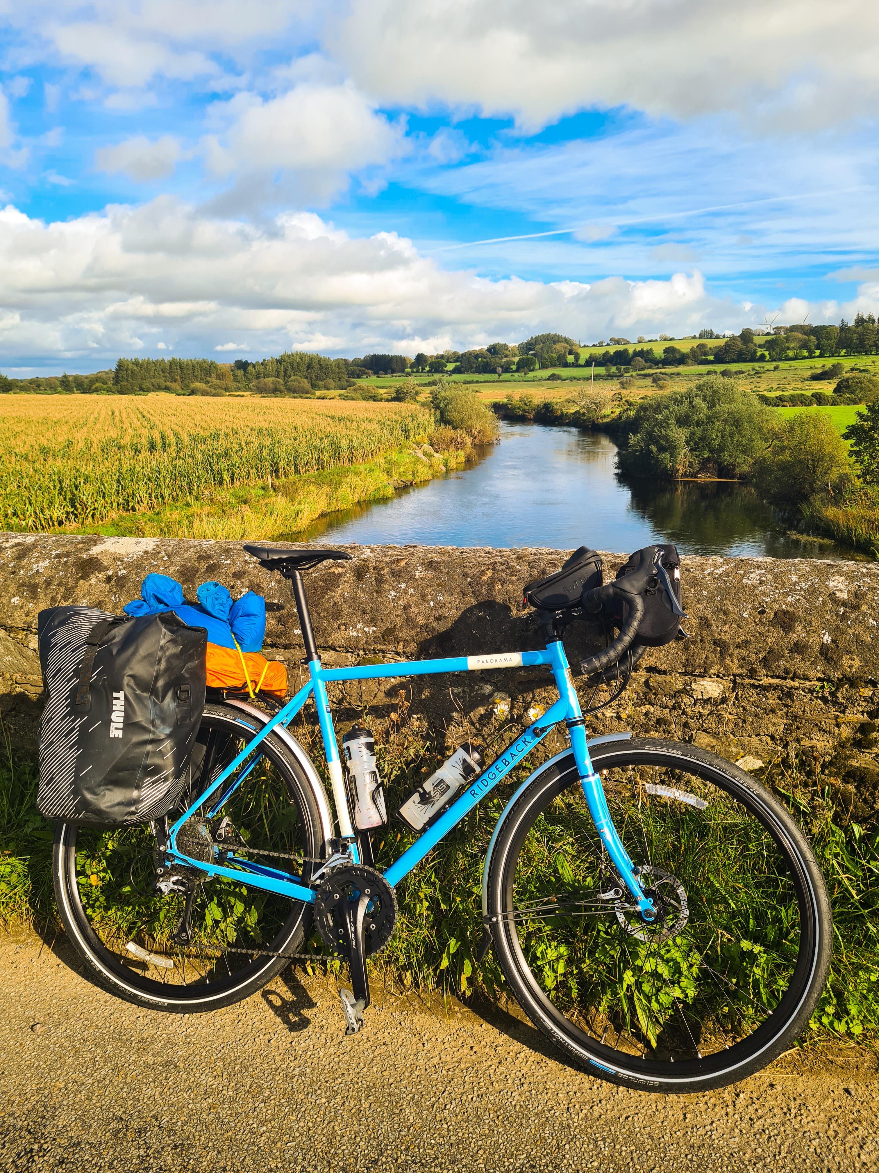 Touring bike image