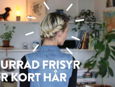 Snurrad frisyr för kort hår | Dnilva
