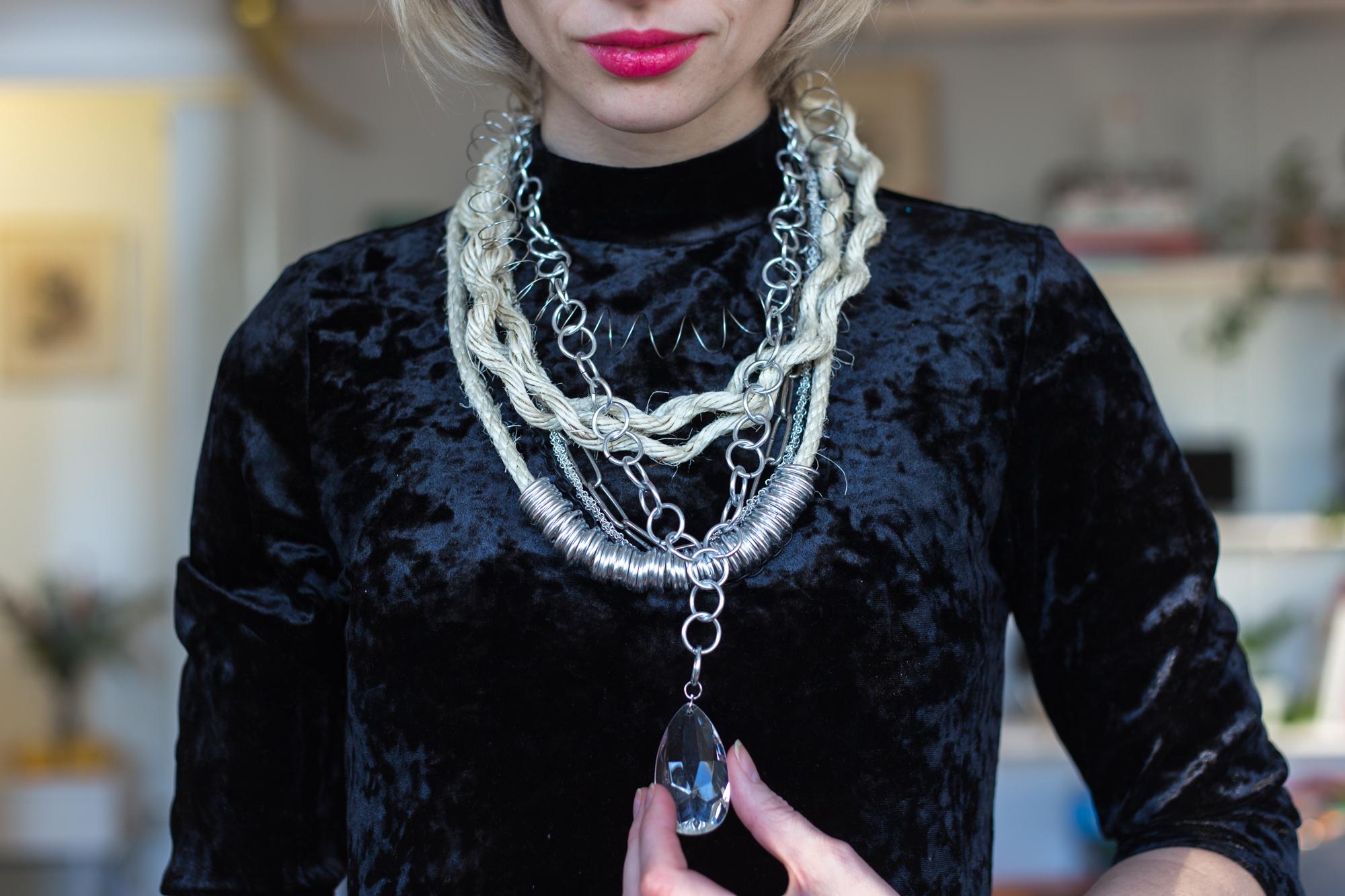 Superskaparna halsband | Anna María