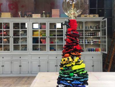 Superskaparna – Lampa av gamla leksaker | Anna María