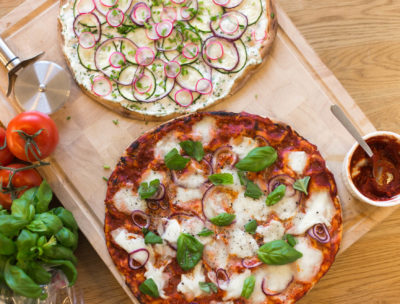 Enkel pizza - Libapizza