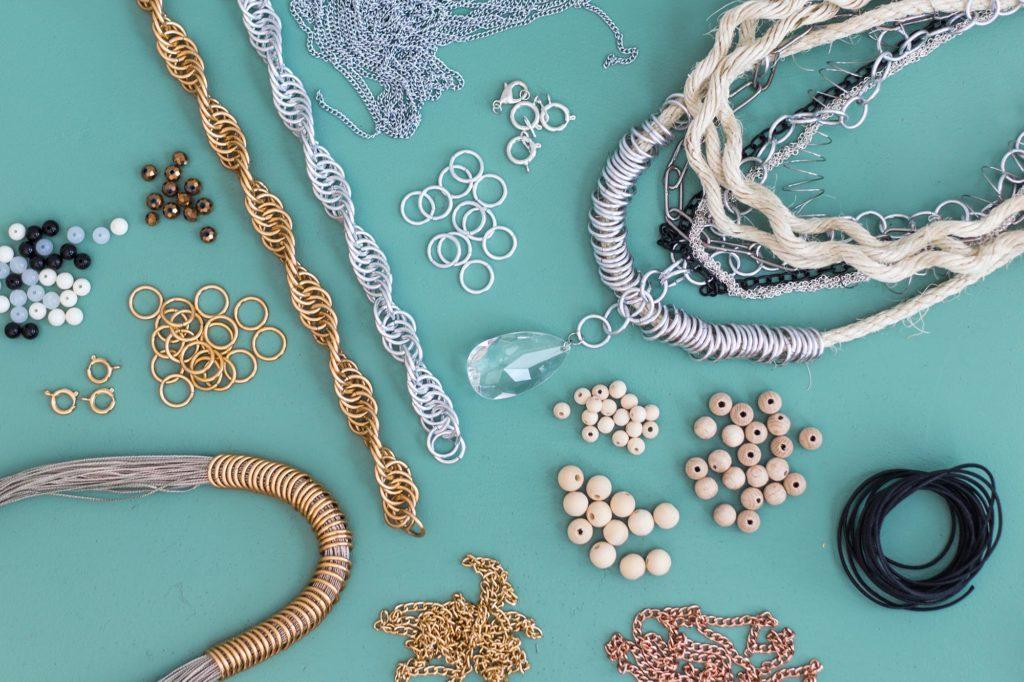 Workshop i smyckestillverkning
