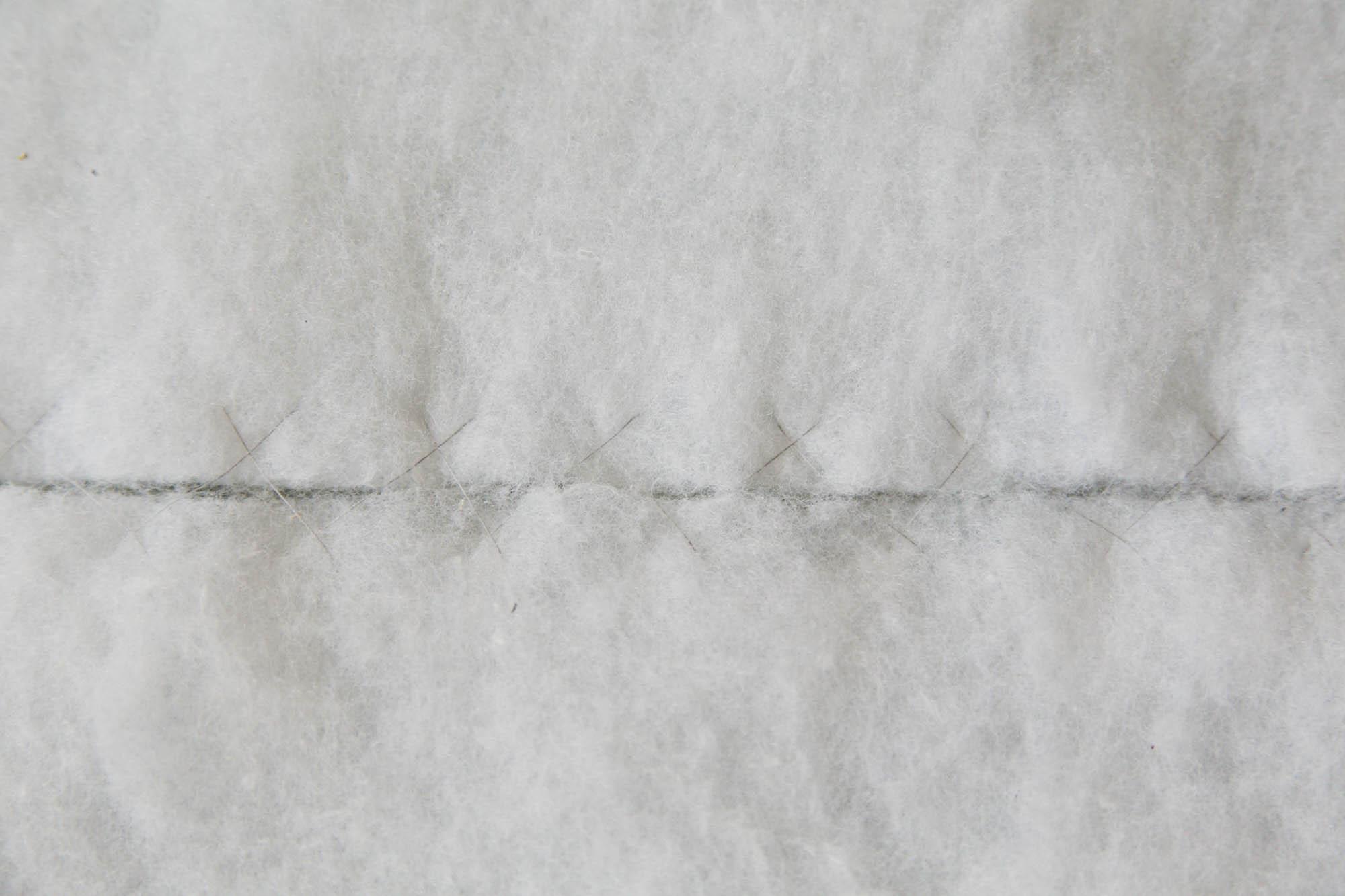 Sy en lekmatta - näckrosblad
