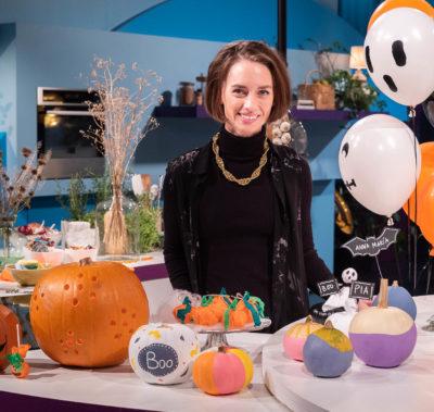 Go'kväll Halloween Anna María Larsson
