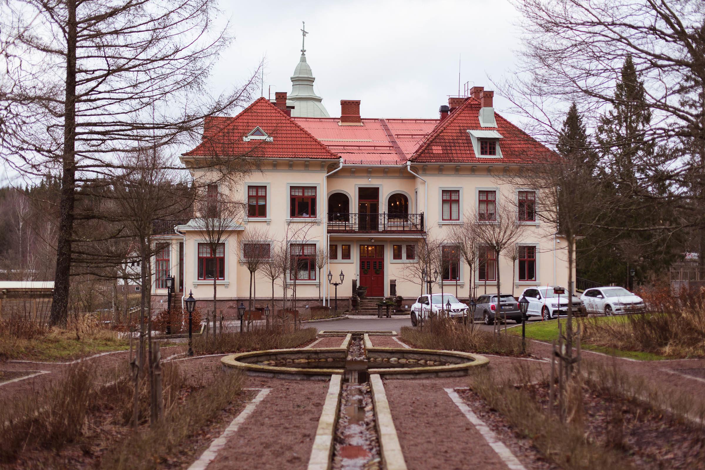 Kreativ kickoff på Villa Strömsfors