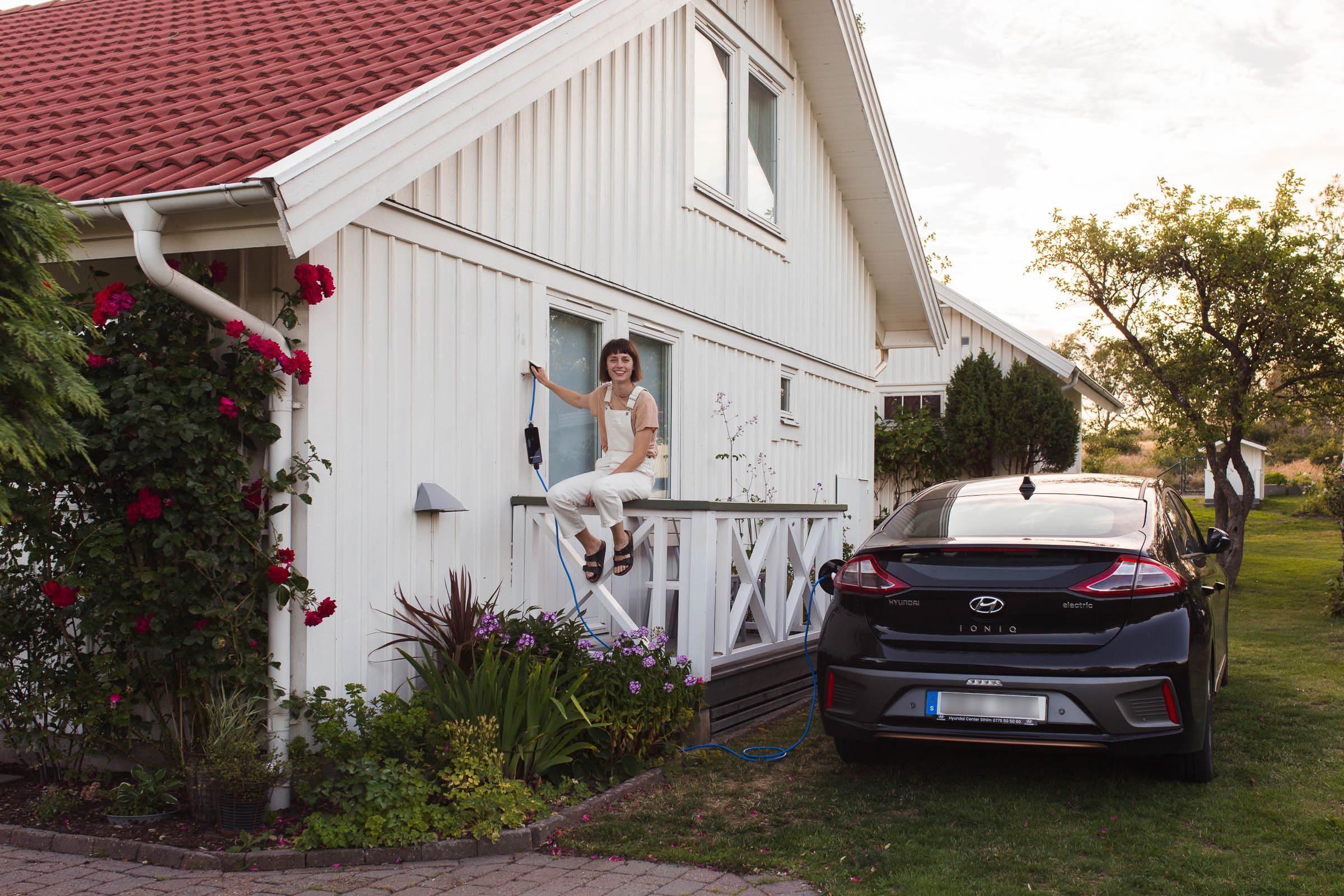 Elbilsguide - att leva med elbil