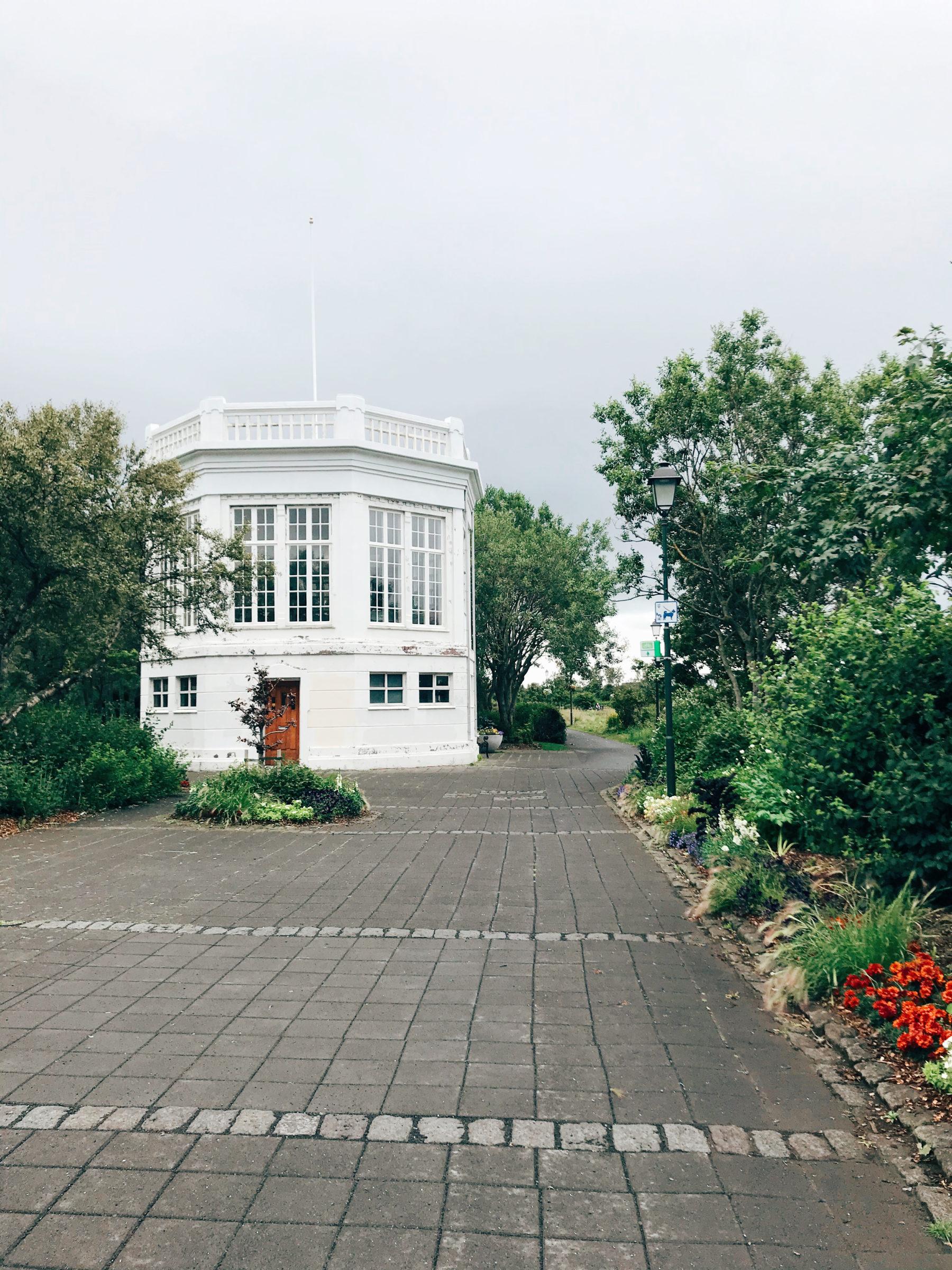 Hljómskálagarðurinn
