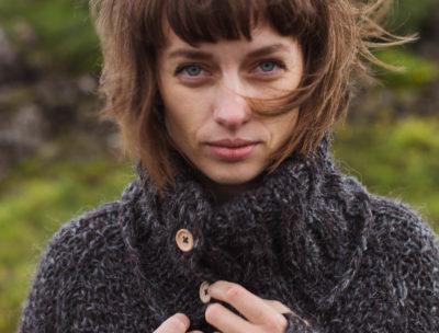 Úlpa sweater - Dnilva