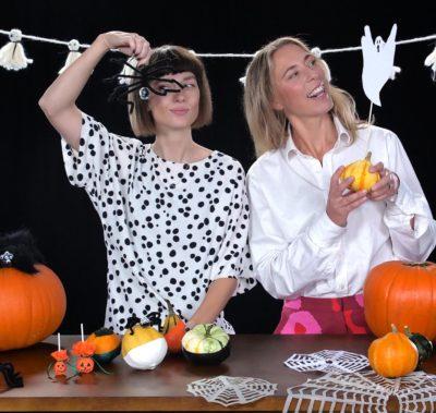 Halloweenpyssel - Min Stora Dag