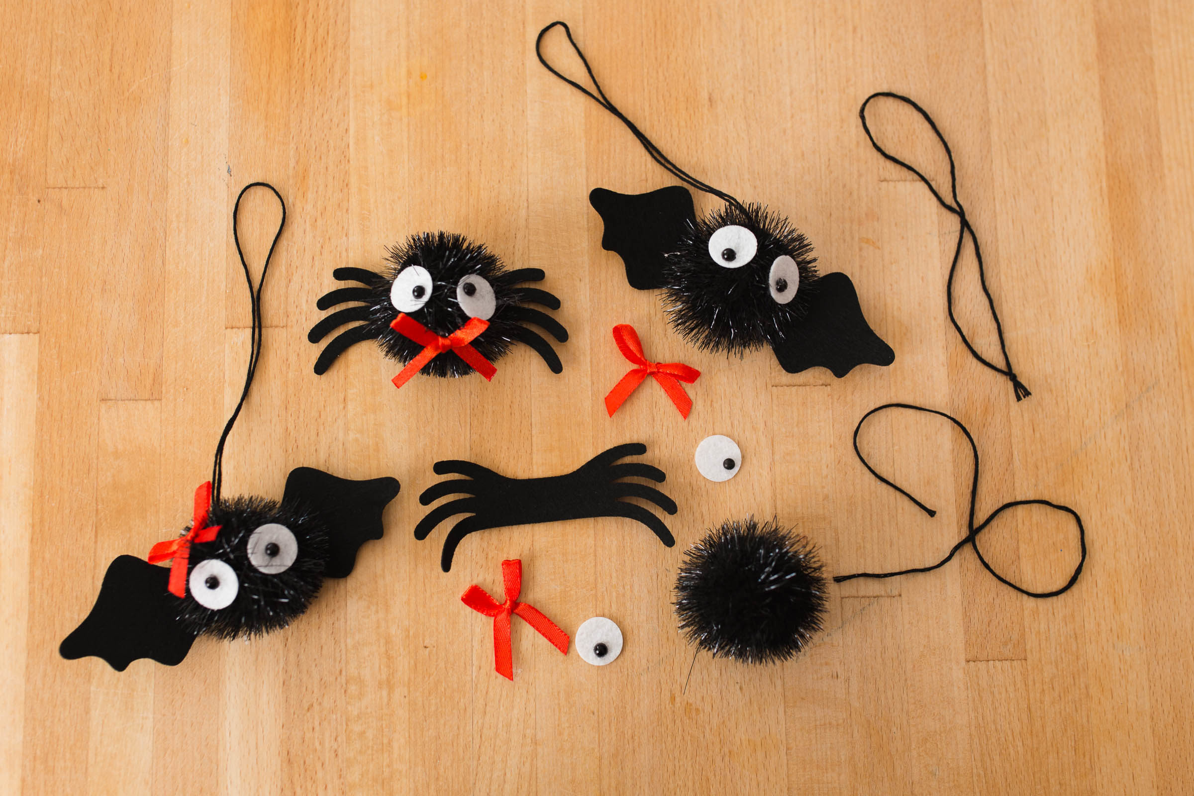 Halloweenpyssla med barn