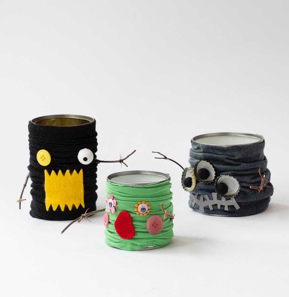 Pysselbolaget - Monsterburkar