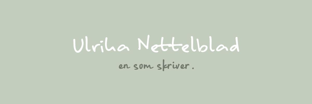 Ulrika Nettelblad