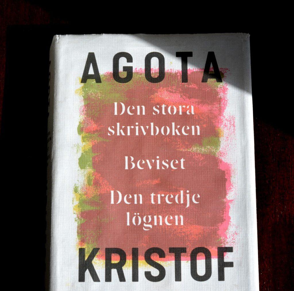 Den stora skrivboken, Beviset, Den tredje lögnen av Agota Kristof.
