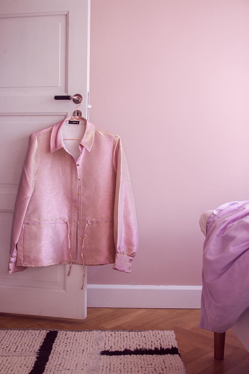 Färgkoder från Jotun Lady Deco Pink