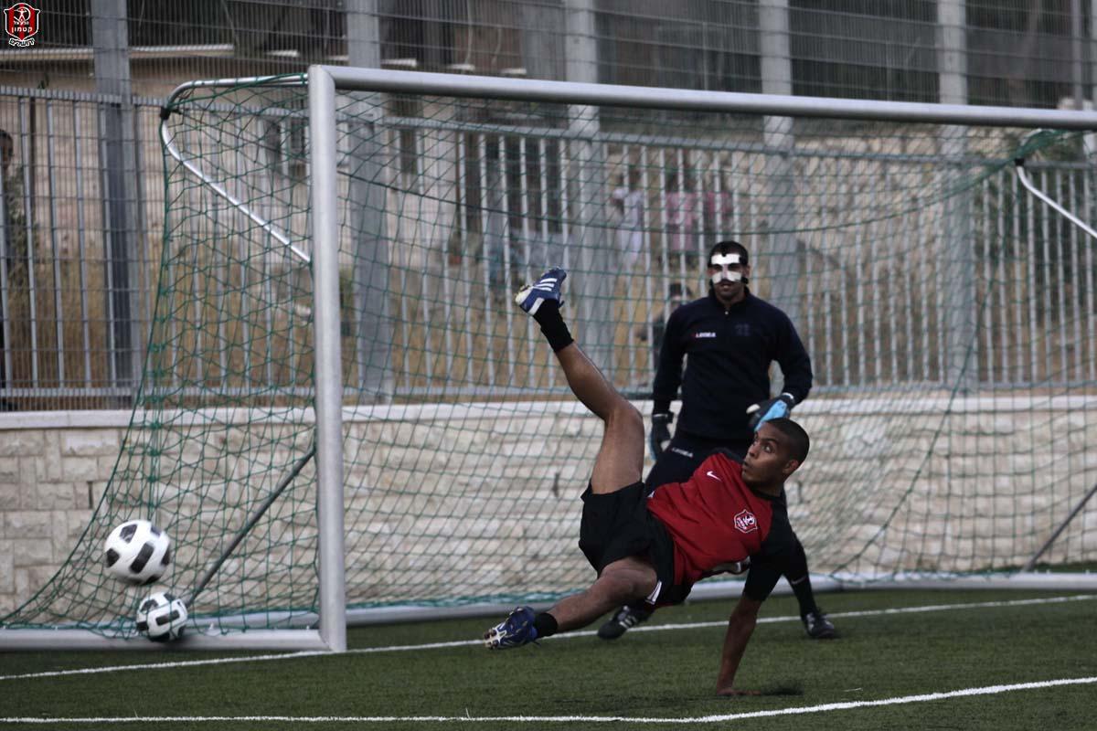 אימון פתיחה 2011-12
