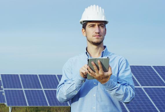 Initiative Solar Farm Grid balancing