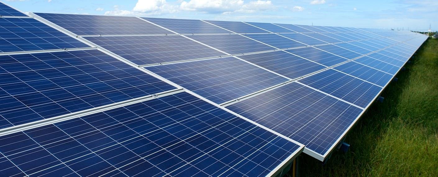 Solar farm bg