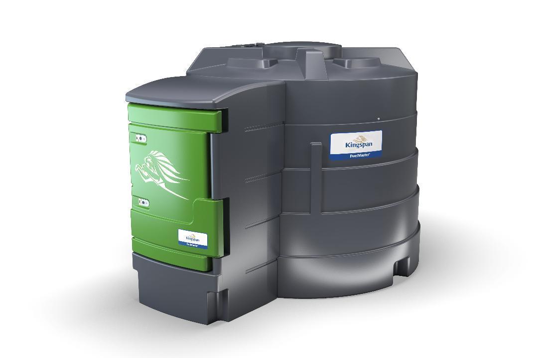 FM3500 Oil tank