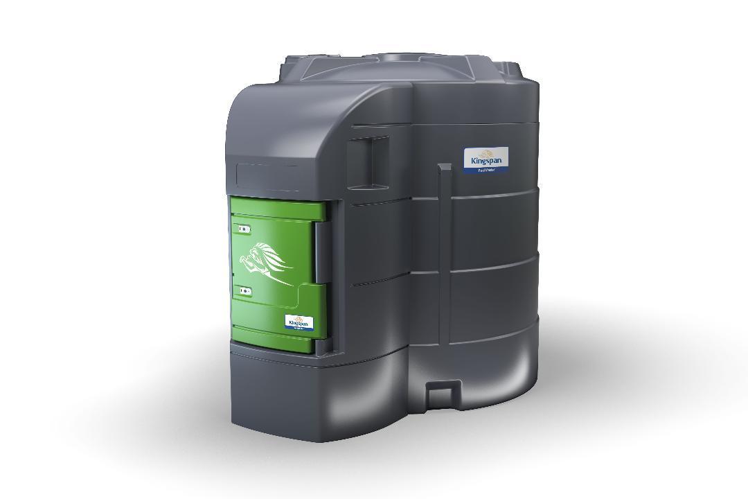 FM9000 Oil Tank