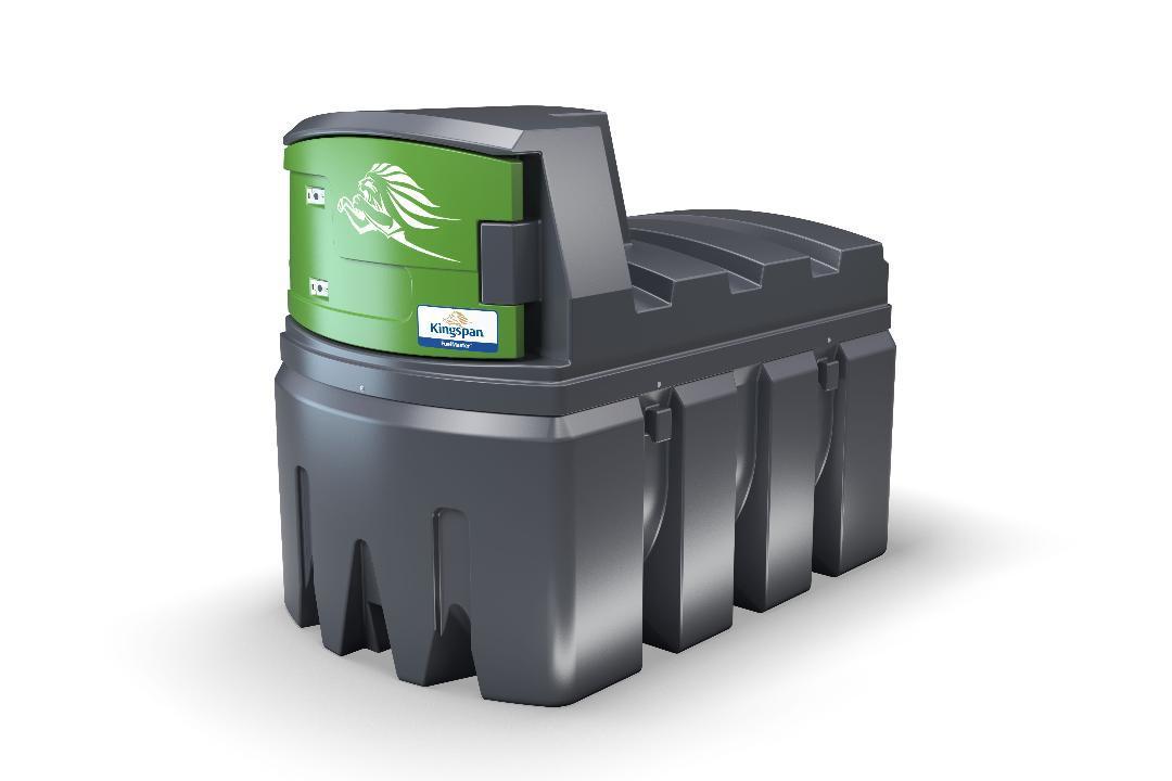 FMPH2500 Oil Tank