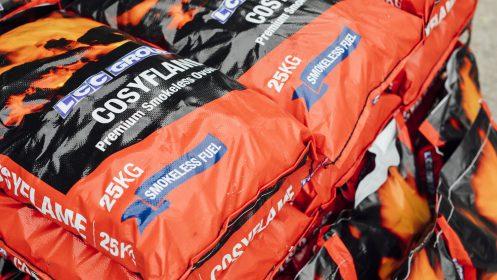 Knockbracken fuels bag of coal