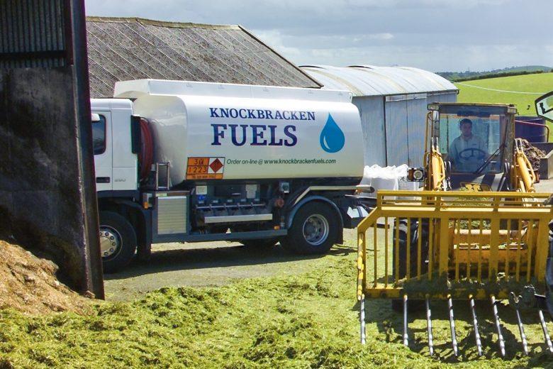 Farm Fuel Delivery Knockbracken