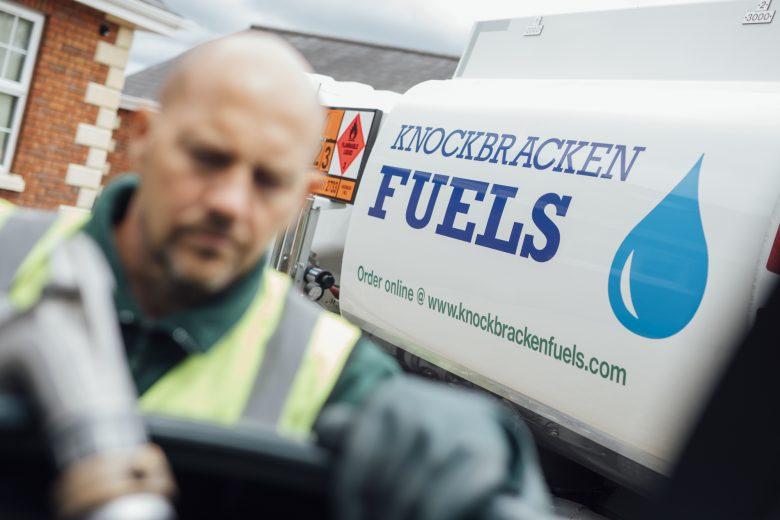 Knockbracken fuels delivery at home