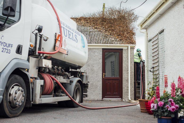 Knockbracken fuels home delivery