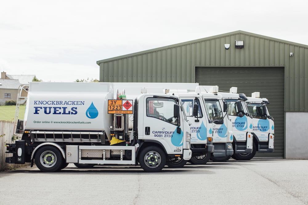 Knockbracken fuels fleet