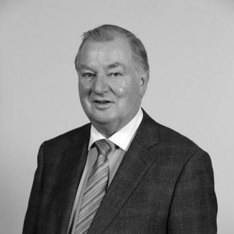 Stephen kingon bw