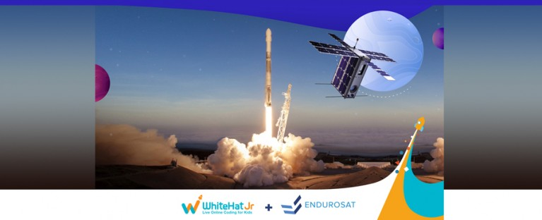 WhiteHat JrCollaborates with Leading Space Company EnduroSat to Deliver Advanced LearningOpportunities to Students