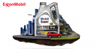 ExxonMobil expands its synthetic engine oil range; launches Mobil SuperTM SUV Pro for Sport Utility Vehicles