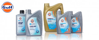 Gulf Oil launches a range of e-fluids for Hybrid and Electric (EV) passenger cars