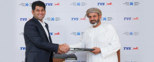 TVS Motor Company to partner with Bahwan International Group to strengthen its presence in Iraq