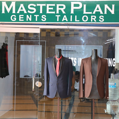Master Plan Gents Tailors - Suit makers