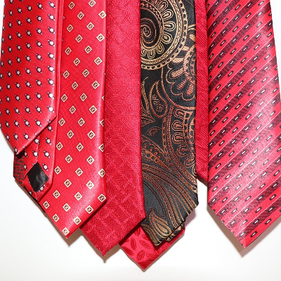 Tie - custom design and stitching
