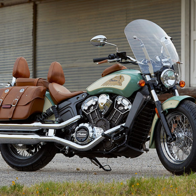 Indian Motorcycle-Scout