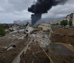 combats se poursuivent dans le Haut-Karabakh