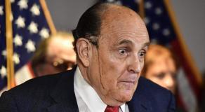La teinture Rudy Giuliani