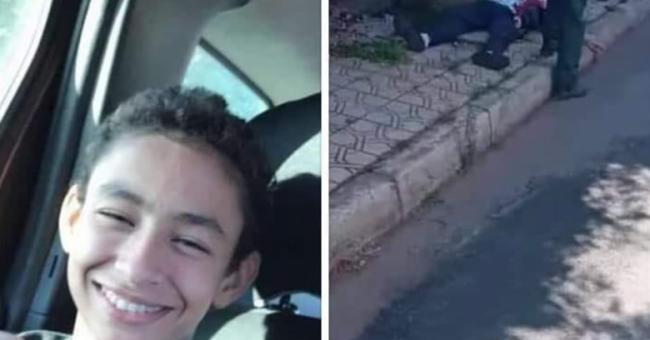 Le meurtre du jeune Mohamed émeut la toile