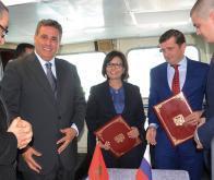 Accord de pêche Maroc Russie