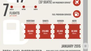 Yemen Operation Overview - January 2015