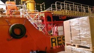 humanitarian logistics, humanitarian cargo transportation, logistics coordination,