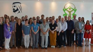 Group Picture - Logistics Cluster Global Meeting Dubai 2019
