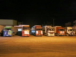 Humanitarian Logistics in Syria